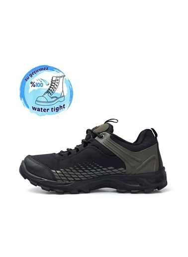 Soft Cotton Sneakers Haki